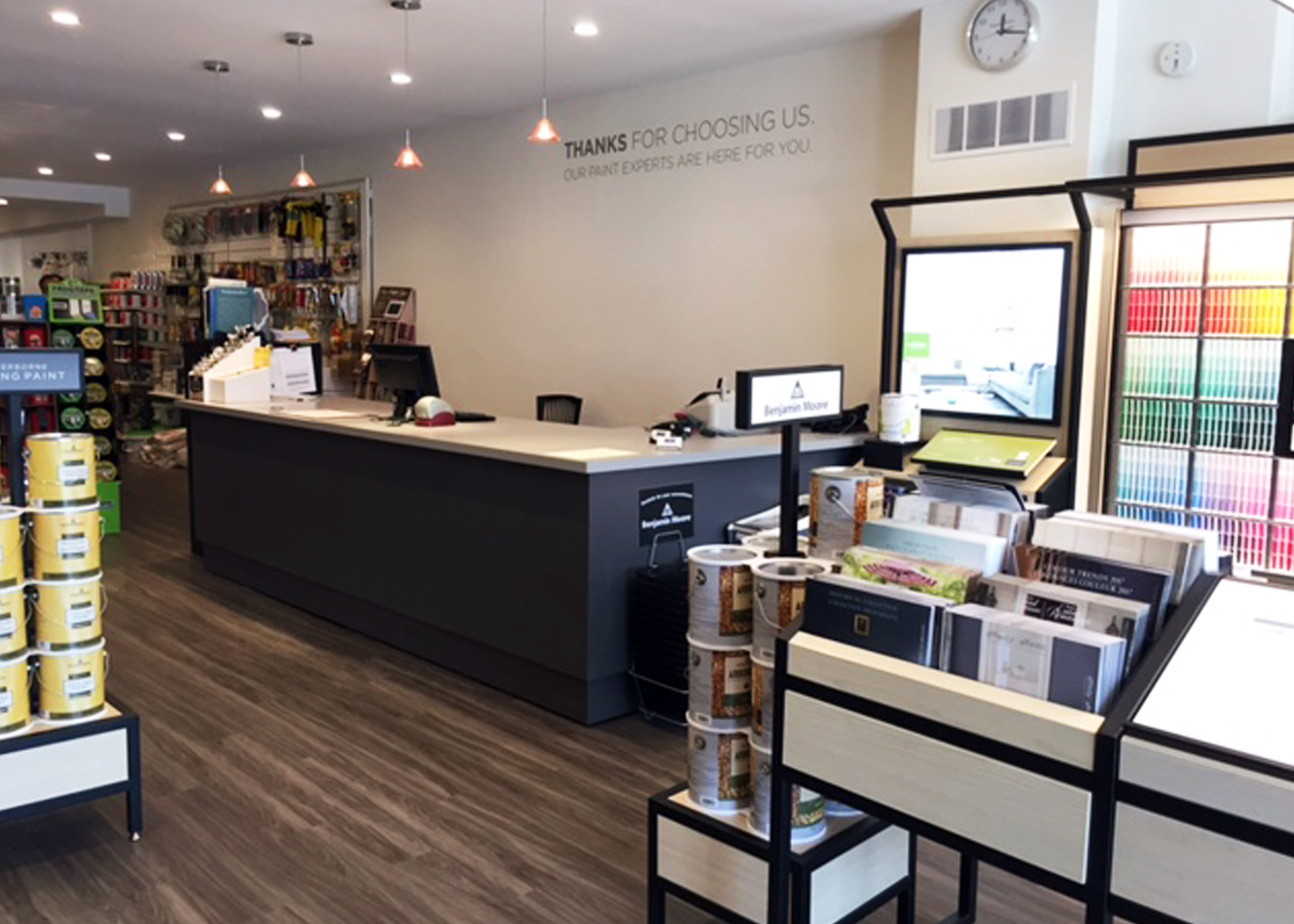 Paint Colours Unlimited North York On